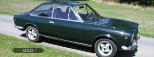 1968 Fiat 124 Sport Coupe pic