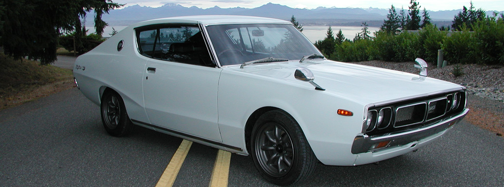 1975 NISSAN SKYLINE picture