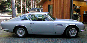 1967 Aston Martin DB6 picture