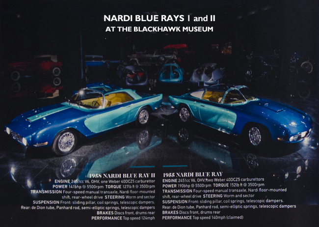 Nardi Blue Rays at the Blackhawk Museum picture